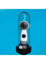 Comprar carcasa acuática TH-1 para video 360 con Ricoh Theta