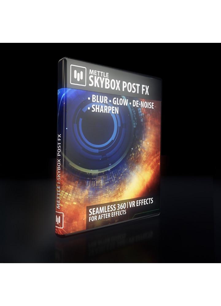 Comprar SkyBox 360 Post FX para After Effects de Adobe
