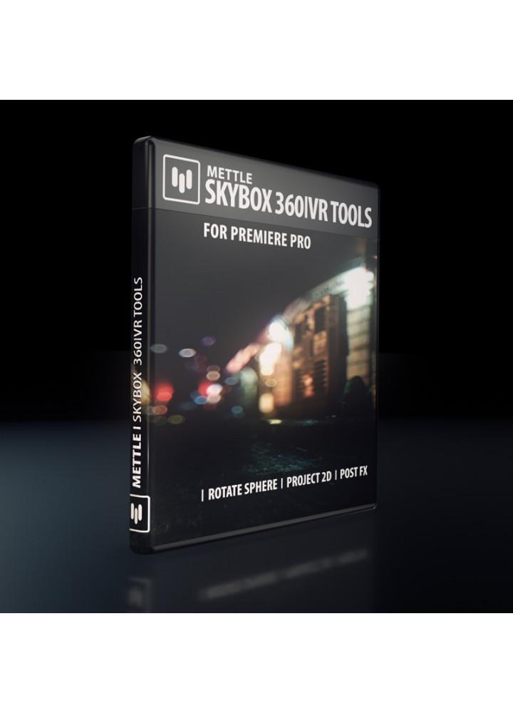 Comprar SkyBox 360/VR Tools para Adobe Premiere