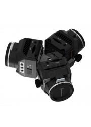 Comprar Montura 360Helios 3 para video 360 con cámaras BlackMagic Design