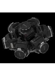 Comprar Montura 360Helios 8 para video 360 con cámaras BlackMagic Design