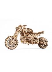 Moto Scrumbler UGR-10 de...