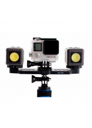 Comprar Kit 2 Lume Cube con adaptador GoPro