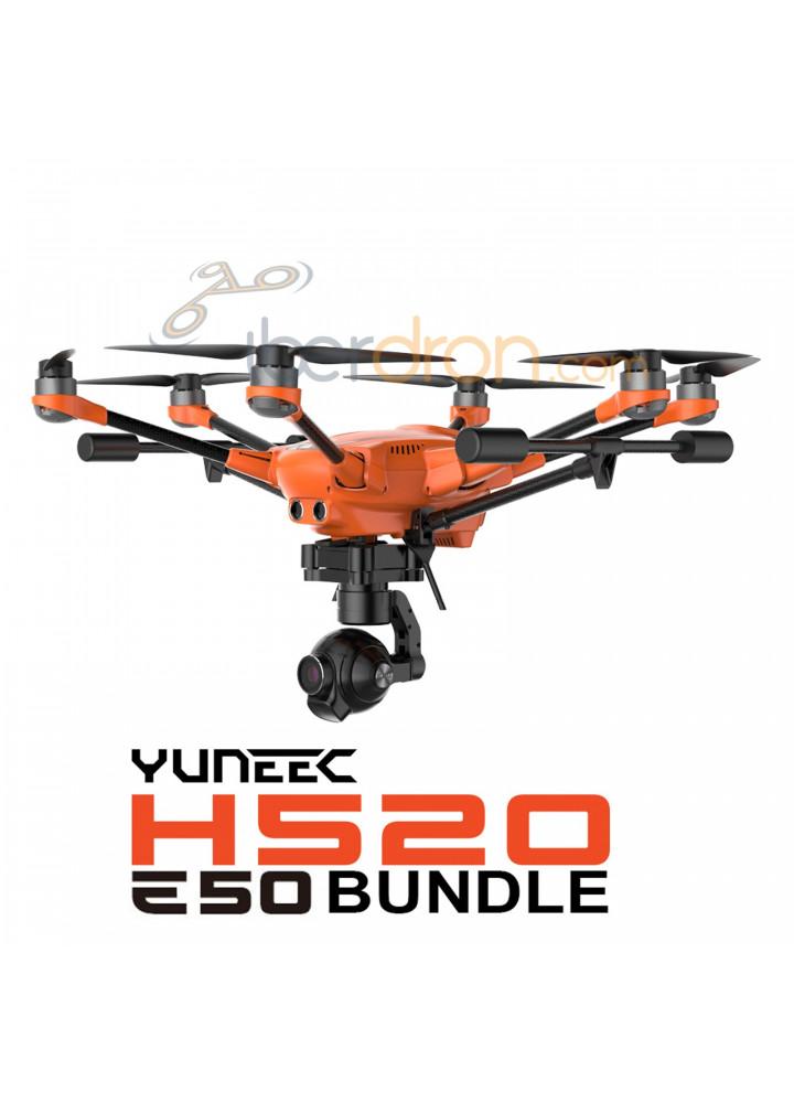 Comprar Bundle Yuneec H520 con Cámara E50