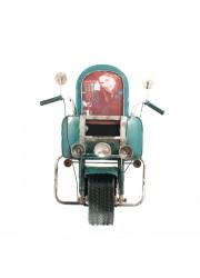 Portafotos Moto Verde...