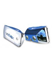 VRBox Compact la cardboard de 360dictos