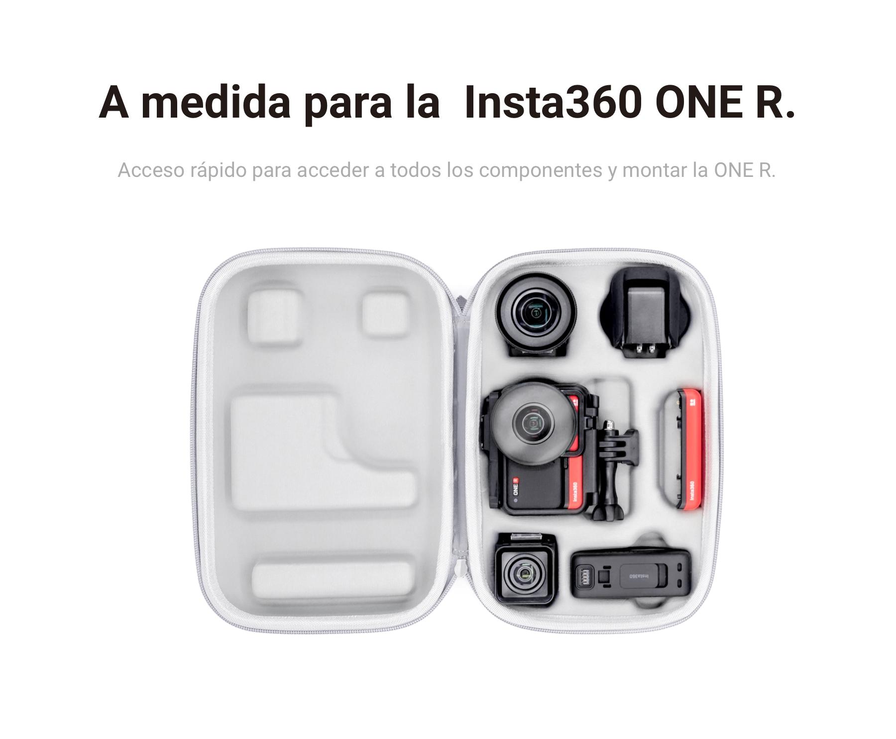 Comprar Estuche para Insta360 One R en Stock en Madrid