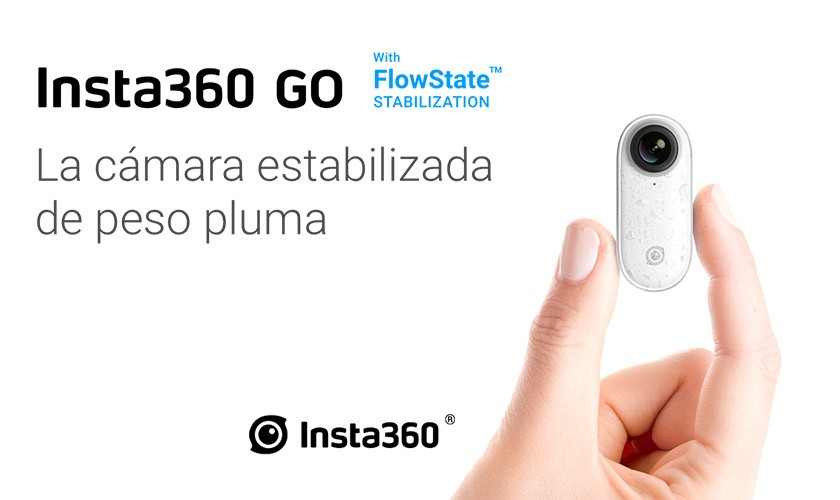 Insta360 Go en Stock