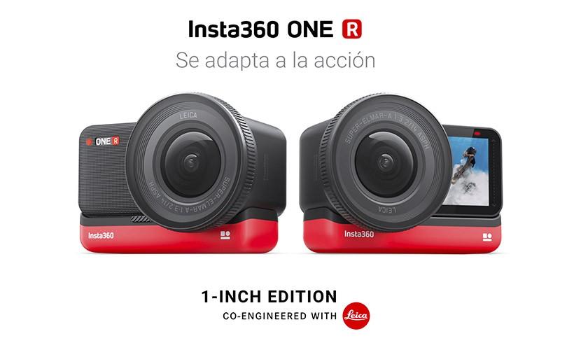 Inbsta360 One R 1ª Leica Edition