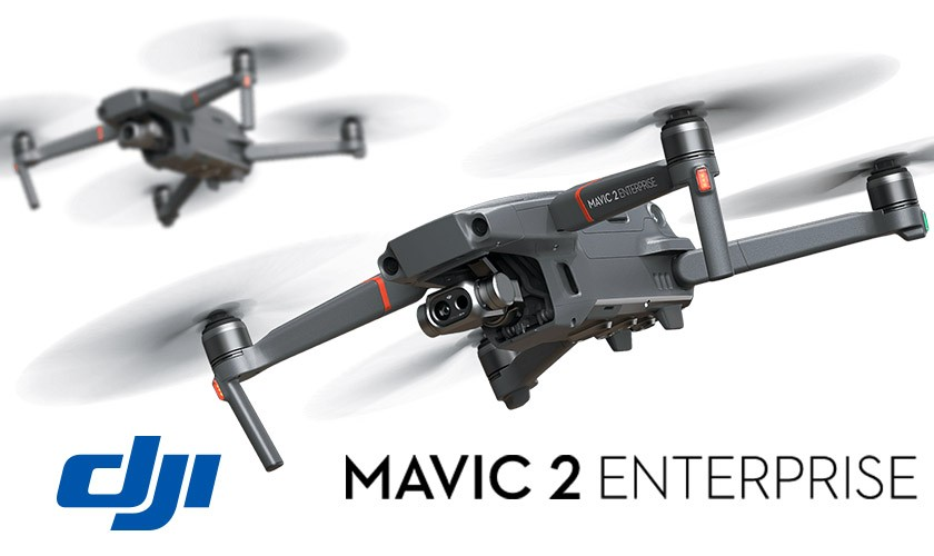 Mavic Enterprise Dual en Stock