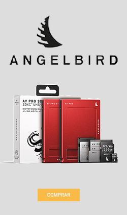 Angelbird Tarjetas CFast, CFexpress, UHS-II, V90 lectores de alta velocidad