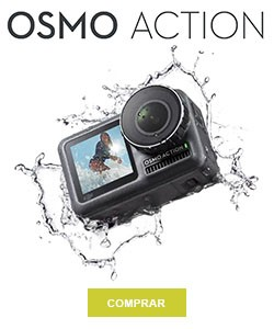 DJI Osmo Action en Stock