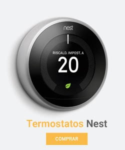 Termostatos NEST
